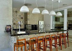 espaço gourmet decoração - Pesquisa Google