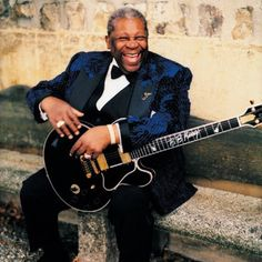 Remembering a legend. You will be missed. #bbking #bluesboy #lucille #kingofblues