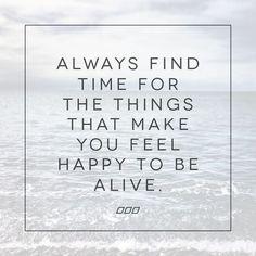 Inspiratie quotes met illustratie en persoonlijke uitleg over blij zijn!