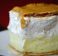 Sweet Desserts, Sweet Recipes, Dessert Recipes, Hungarian Desserts, Colombian Food, Garlic Bread, Winter Food, Camembert Cheese, Cheesecake