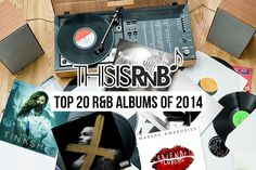 Top 20 R&B Albums of 2014