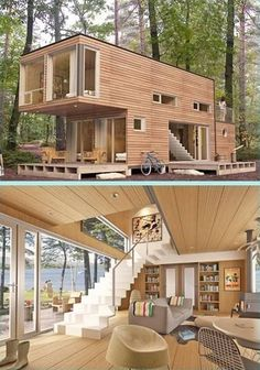 Modified Sea Container Home | Cool Container Homes That Will Inspire Your Own