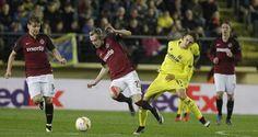 Leg 1 Perempat Final Liga Europa: Shakhtar & Villarreal Menang 2-1