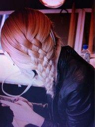 braid 5 Strand Braids, Twist Braids, Hair Designs, Pretty Hairstyles, Braided Hairstyles, Crazy Hairstyles, Style Hairstyle, Weave Braid, 5 Braid