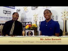 Conversations With Bloggers Featuring #TravelBlogger - JBarnett618.WordPress.com - YouTube