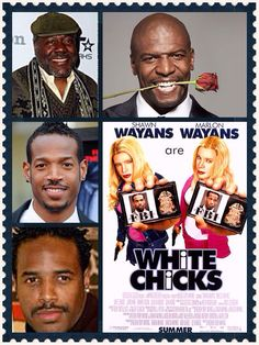 Two FBI agent brothers, Marcus (Marlon Wayans) and Kevin Copeland (Shawn Wayans), accidentally foil a drug bust. As punishment, they are forced to escort a pair of socialites (Maitland Ward, Anne Dudek) to the Hamptons, where they're going to be used as bait for a kidnapper. But when the girls realize the FBI's plan, they refuse to go. Left without options, Marcus and Kevin decide to pose as the sisters, transforming themselves from African-American men into a pair of blonde, white women.