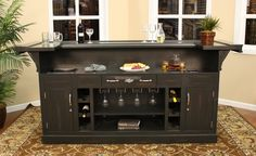 painted home bar styles | HOME BAR : BARS : FURNITURE