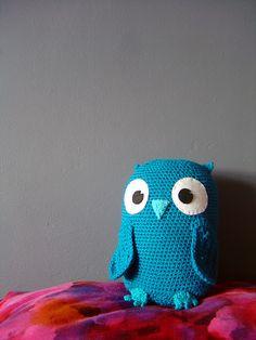 Free Amigurumi Crochet Pattern: Graduation Owl Amigurumi ...
