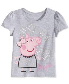 Nickelodeon's Peppa Pig Little Girls' Graphic-Print T-Shirt
