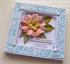 Frame Box Card Tutorial by Emma Williams – Craftwork Cards Blog