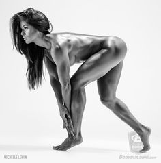BodyBuilding.com Bodies of Work vol2, Michelle Lewin #Fitness #Gym #Inspiration