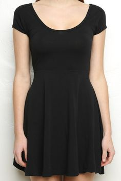 Brandy ♥ Melville | Bethan Dress - The perfect simple, everyday LBD