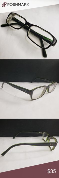 e1414ea43c8 RayBan RB5169 2383 52□16 eyeglass frames Up for sale is a pre-owned