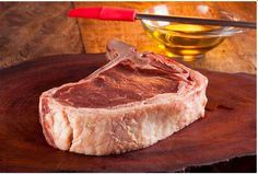 What it is for and how to prepare each type of meat- Steak or Chop - Carne Asada, Meat Rolls, Meat Steak, Meat Recipes For Dinner, Portuguese Recipes, Barbacoa, I Foods, Food Inspiration, Food And Drink
