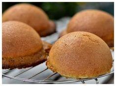 Indonesian Medan Food: Roti Boy (coffee topping buns)