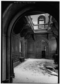 <b>Wyndclyffe Mansion</b>-Hudson Valley-Rhinebeck-Will Ellis-abandoned-nyc-5