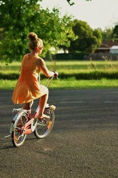 Nothing like a summer bike ride