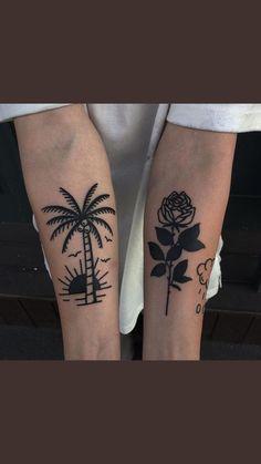 32 Tattoos for Women - Tattoo Designs Life Tattoos, Body Art Tattoos, New Tattoos, Small Tattoos, Tattoos For Guys, Cool Tattoos, Forearm Tattoos, Paar Tattoo, 4 Tattoo
