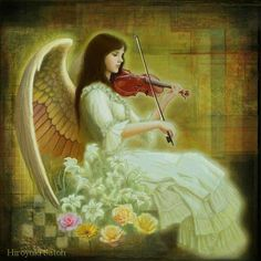 Angel of Music by Hiroyuki Satoh