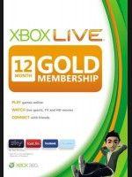 Gamecards för Xbox Live (Guld & Poäng) hos Gamers United!