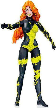 DC The New 52 Poison Ivy Action Figure DC Collectibles - ToyWiz