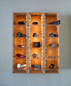 Ikea Key Holder sunglass rack/key holder made from pallets | my projects