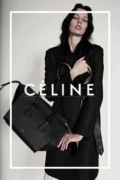 Amanda Murphy for Céline SS14