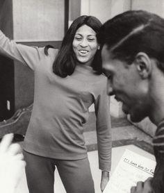 Tina Turner (& Ike)