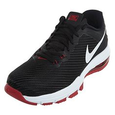 the latest bcfa7 50d58 Men s Air Max Full Ride TR Black White-Tough Red, M US    Check out this  great product.