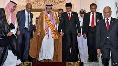 Travelling Saudi-class: King Salman travels to Asia | The Economist