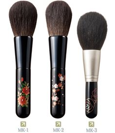 Chikuhodo Brushes The middle one!!!!