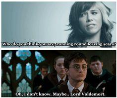 HP humor