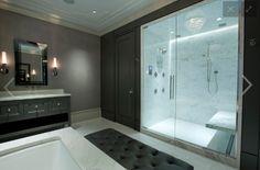 ανετη ντουζιέρα με συρόμενη πόρτα