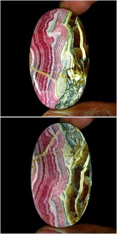 Rhodochrosite 181100: 108.60 Cts. 100% Natural Amazing Rhodochrosite Oval Cabochon Argentina Gemstones -> BUY IT NOW ONLY: $49.99 on eBay!
