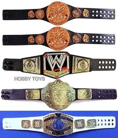 Tag Team WWE World Heavyweight Championship Intercontinental Belts Toys Figure in Toys, Hobbies, Action Figures, Animals & Dinosaurs | eBay