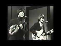 The Byrds - Turn turn turn ( Live Performance In The Big TNT Show 1966 )