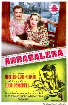 Arrabalera (1950)