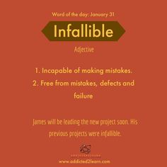 If improving your English Vocabulary is one of your resolutions for you are at the right place. Bookmark our site to learn a new word every day. Interesting English Words, Learn English Words, English Phrases, English Grammar, English Vinglish, English Tips, English Idioms, Weird Words, New Words
