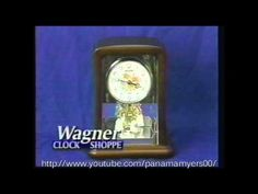 ▶ Wagner Clock Shoppe Calumet Avenue Hammond Commercial 1996 - YouTube