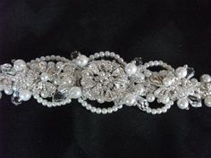 beaded belt to add beautiful detail to your dress