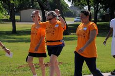 Looking back at 2012. Some of our walkers from Dallas, TX