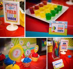 Choo Choo 2! A Transportation-Inspired Second Birthday Party