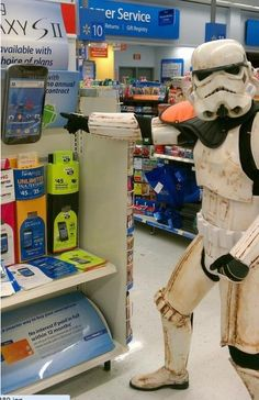 He found the droids he was looking for