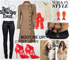 """Boot Me Up!"" by ignatia-anna on Polyvore"