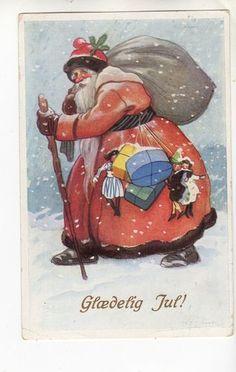 Santa Claus, foreign.