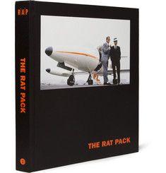 Reel Art PressThe Rat Pack Master Edition Hardcover Book