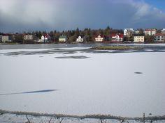 winter wonderland, iceland