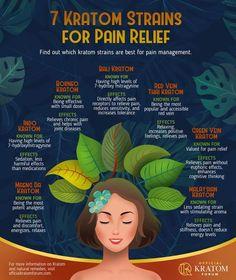 Best Kratom For Pain Management | Best Kratom For Pain Relief