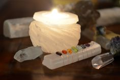 Selenite crystals have many powerful uses, including energy clearing, aura cleansing and healing. Due to the selenite healing properties, a selenite wand is something everyone should have in their home.