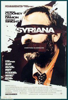 Syriana - A Indústria do Petróleo (Syriana), 2005.